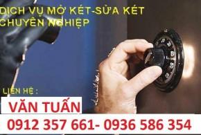 Mở Két sắt khi quên mã số-Gọi Mr Tuấn 0912.357.661