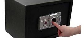 Lưu ý khi sử dụng két sắt vân tay