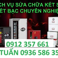 quên password két sắt
