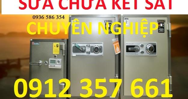 Sửa khóa két sắt -0912 357 661